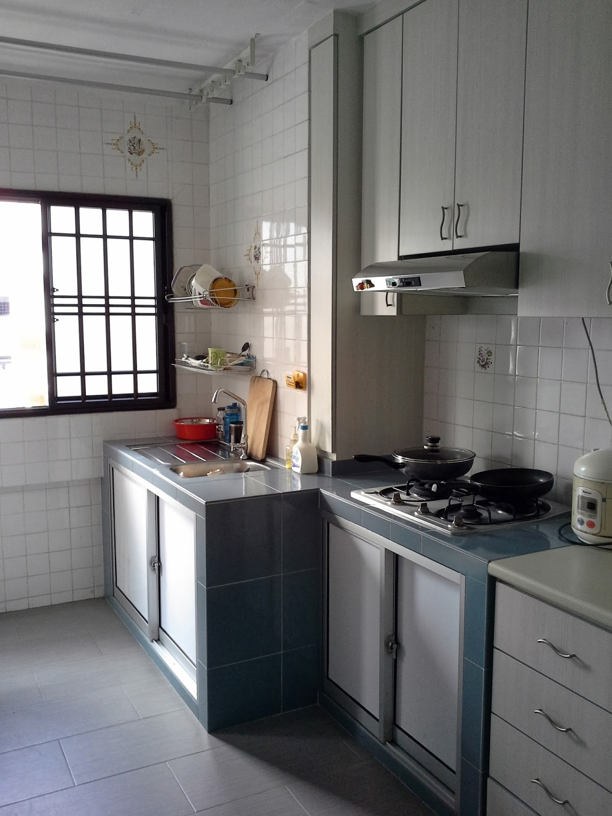 Kitchen Tiles Singapore singapore hdb resale 2014: kitchen