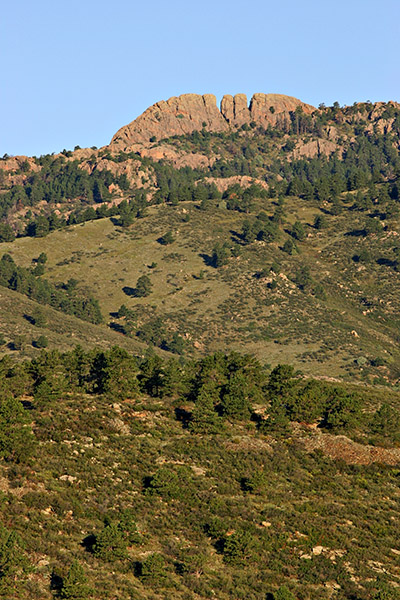 Horsetooth Rock, Fort Collins Colorado #Colorado #ColorfulColorado www.thebrighterwriter.blogspot.com