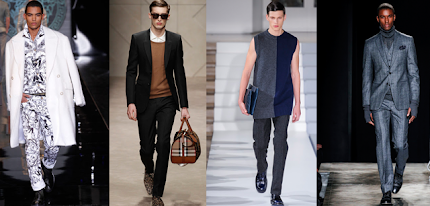 Milan Menswear Fashion Week: Fall 2013