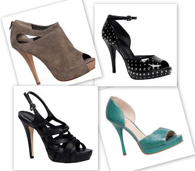 modelos sapatos privalia diferentes