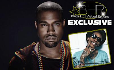 Rapper Wiz Khalifa Shades Kanye West, And Kanye Responds