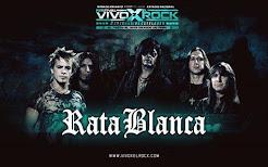 """RATA BLANCA EN """"VIVO X EL ROCK 7"""" (PERÚ) - 28/05/2016"""