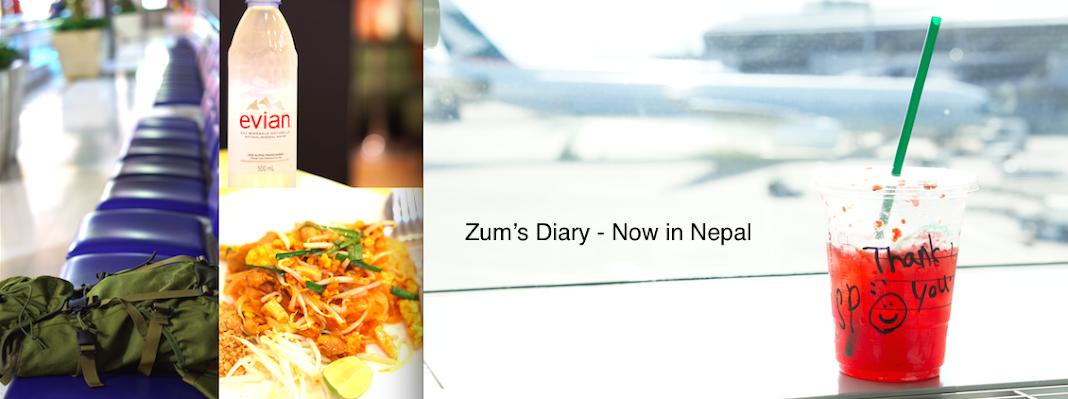 Zum's diary