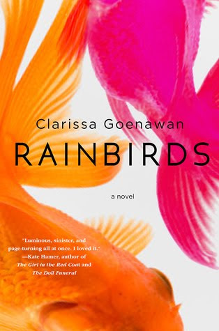 TLC TOURS: RainBirds by Clarissa Goenawan on tour March 2018