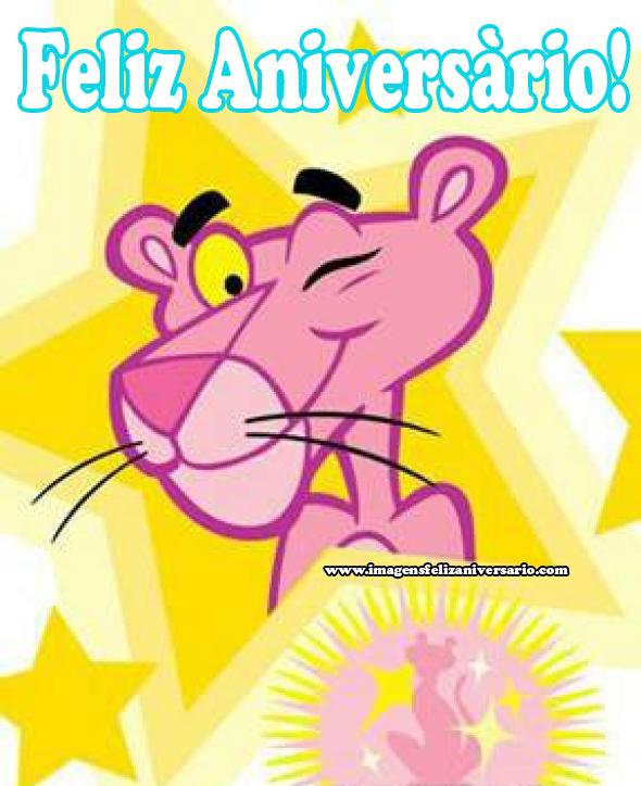 Feliz Aniversário Pantera Rosa
