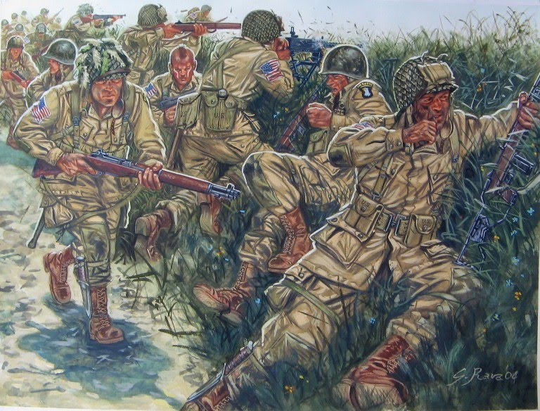 d day the most important days during world war ii 34 the d-day invasion in june 1944 was important to the outcome of world war ii because it (1) opened a new allied front in europe (2) avoided use of the atomic bomb against.