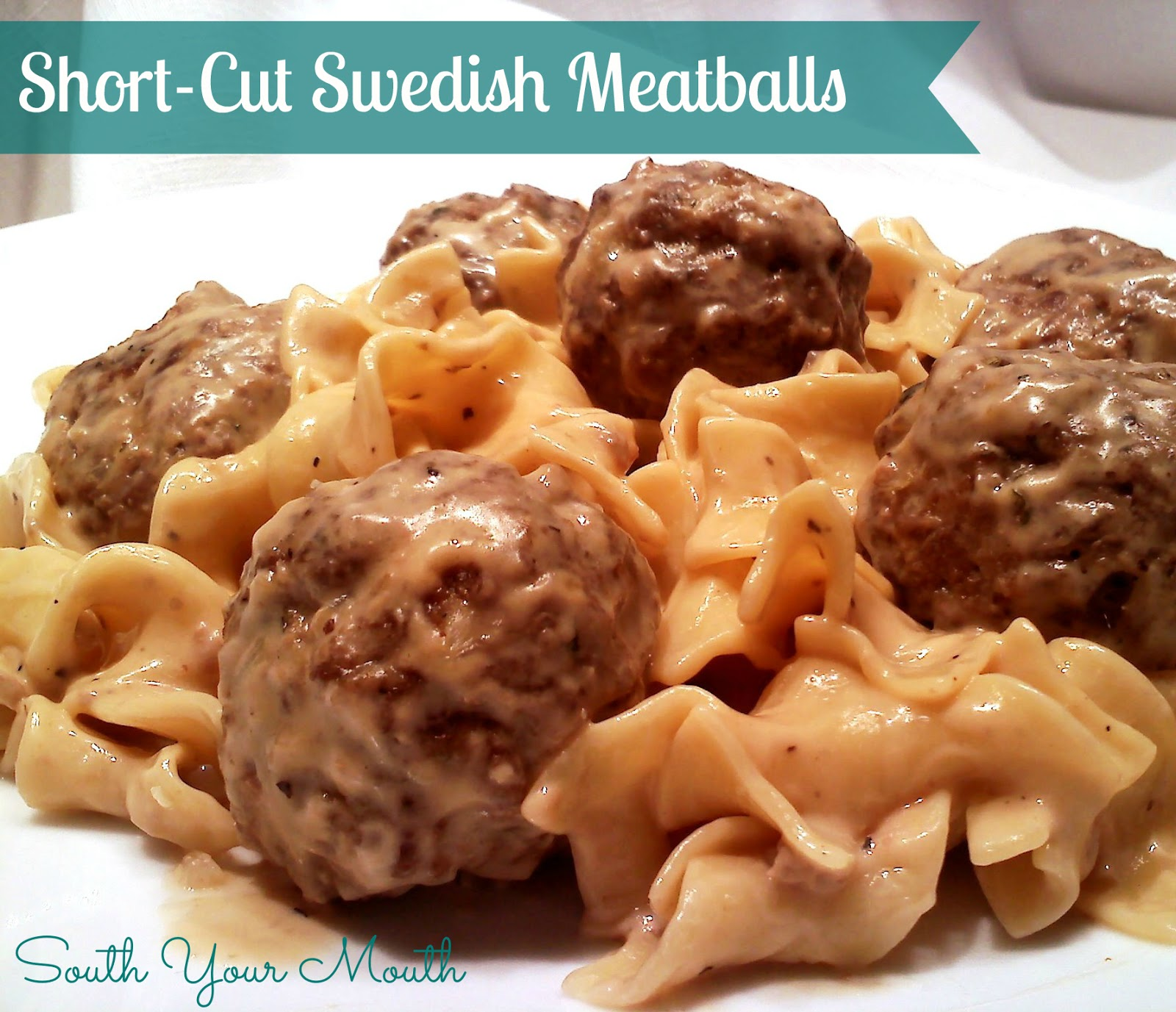 Feb 22,  · Swedish Meatballs over Noodles is one of those delicious, classic recipes that everyone should know how to make! Swedish Meatballs are tender little meatballs made from ground beef and pork that are first browned in a skillet, then smothered in a creamy, super flavorful sauce before being baked in the oven to cook touchbase.mlgs: