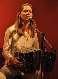 Susana Ratcliff, Bandoneon y Voz