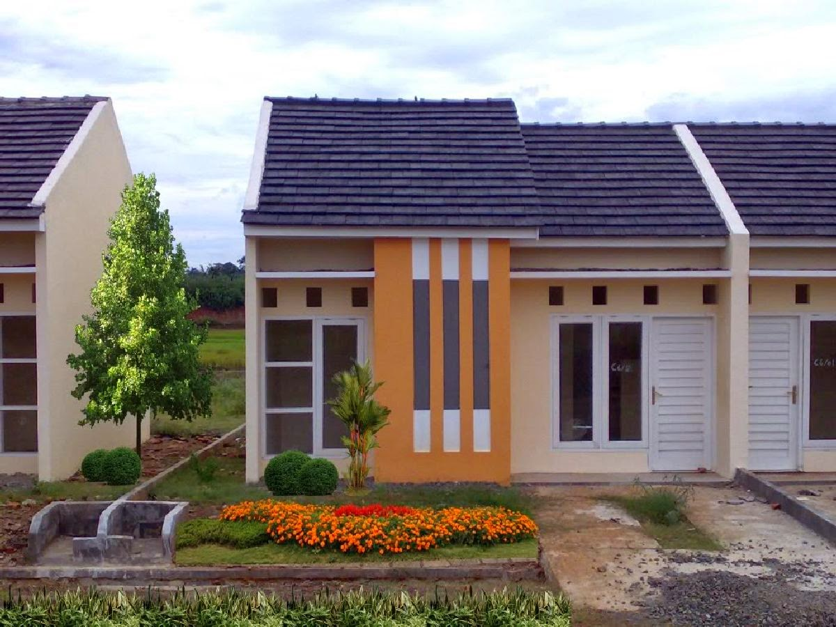Rumah Minimalis Indah Sederhana Rumah Minimalis Sederhana 1