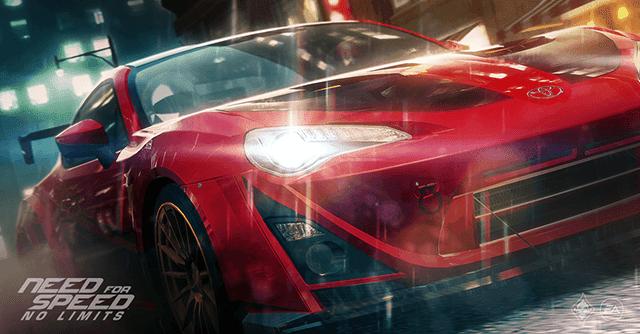 تحميل لعبة Need For Speed No Limits أبل أيفون أيباد اندرويد سامسونج ال جي اتش تي سي سوني اريكسون نيكسوس.