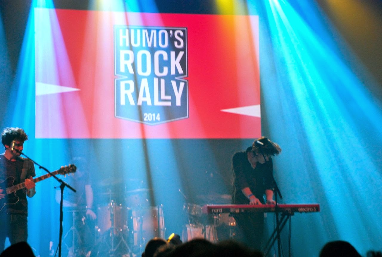 The Travelled Monkey - Humo Rock Rally 2014