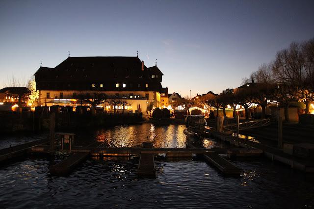 Jarmark bożonarodzeniowy w Konstanz, Niemcy