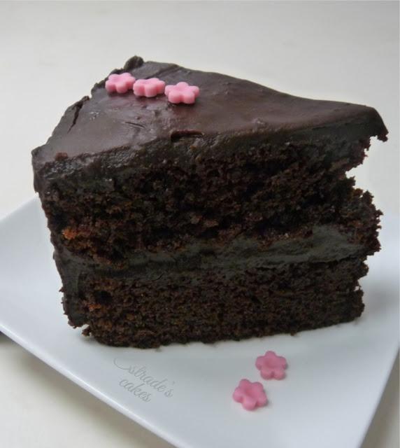 receta de cobertura de chocolate rápida - 1