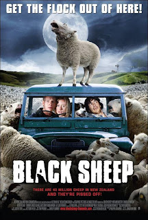 Ovejas asesinas (Muerte en la granja) (Black Sheep) (2006) Español Latino