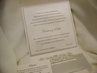 tarjetas de casamiento, invitaciones de boda, participaciones, casamiento, tarjetas de casamiento plata