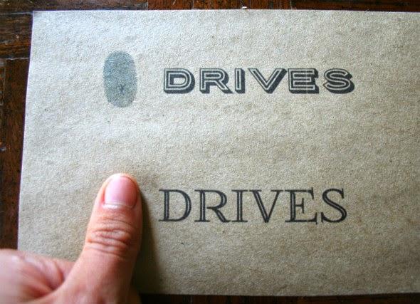 Thumb Drive Holder // Step 2