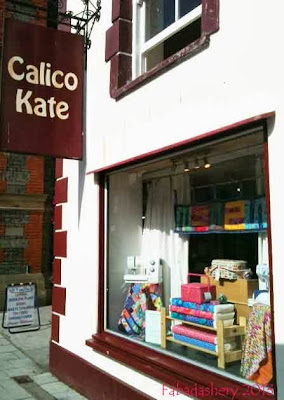 Calico Kate, Quilt Shop , Lampeter, Wales