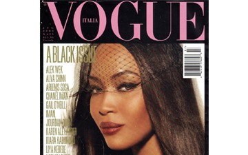 Italian Vogue plans another black issue