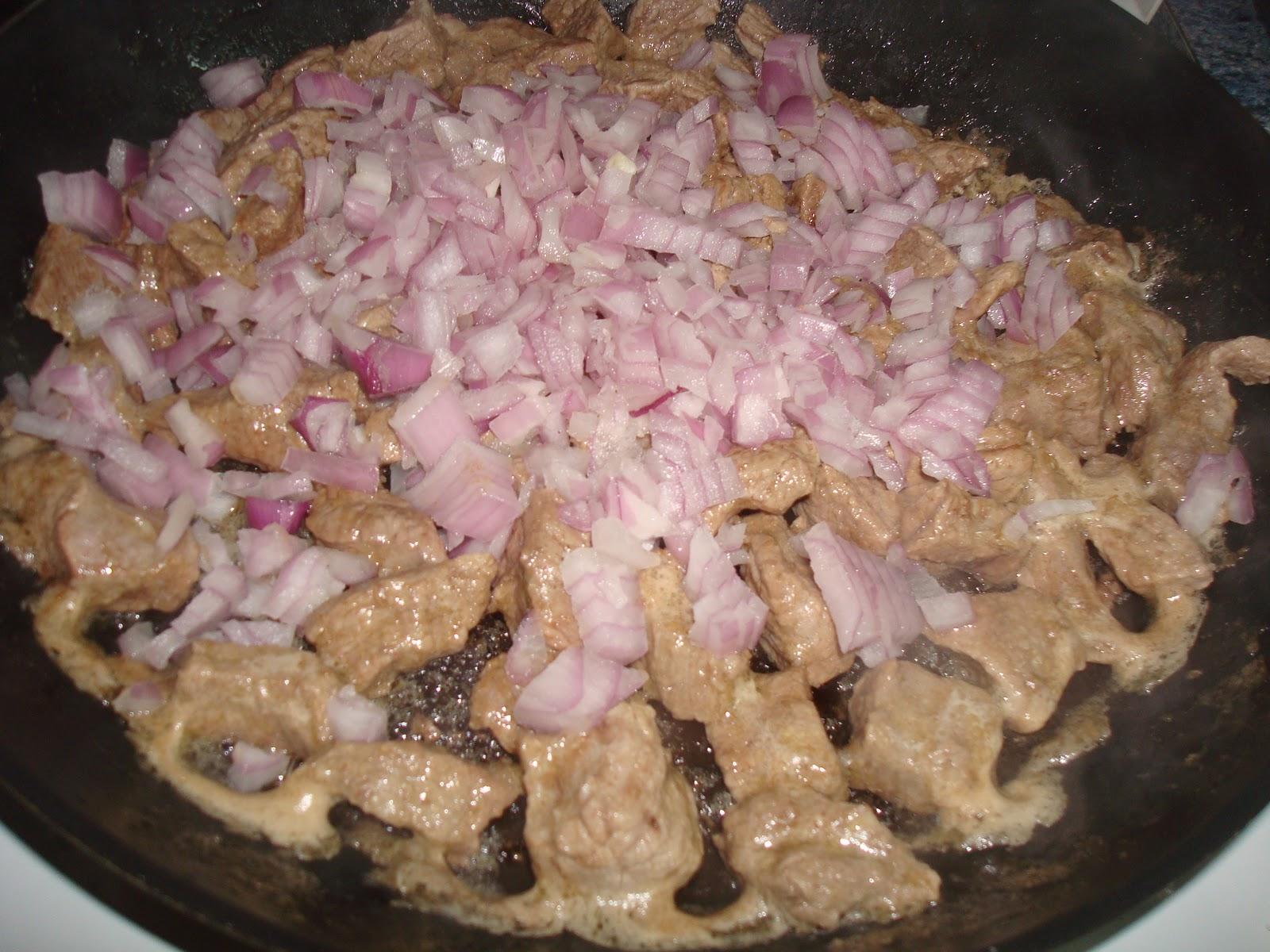 Как приготовить мясо с черносливом или с пошаговым