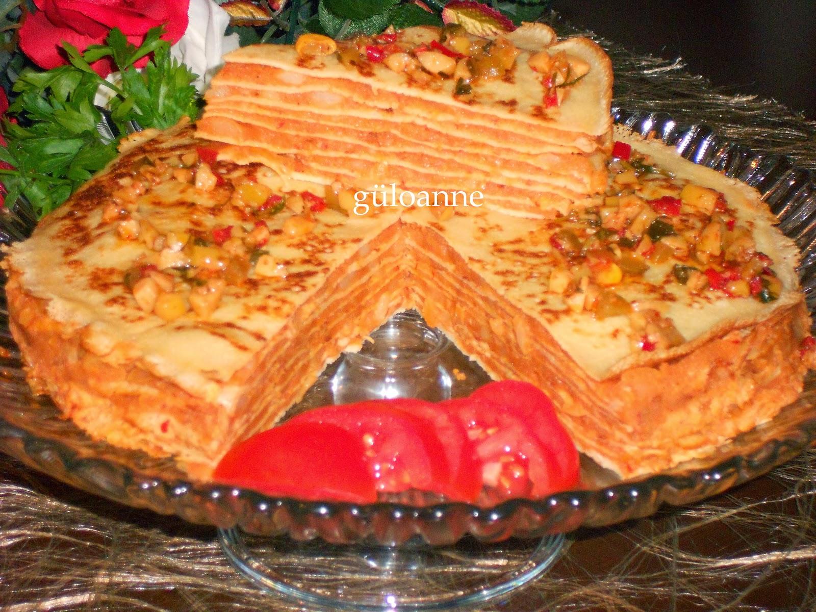 krep pasta ve biberli yesil zeytin salatasi 1