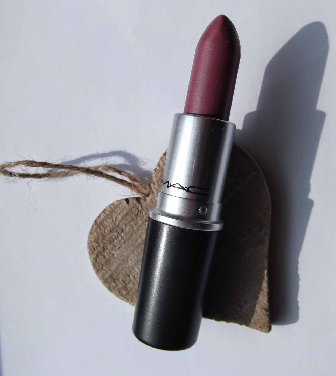 MAC Syrup lustre lipstick swatch review beauty blog your lips but better