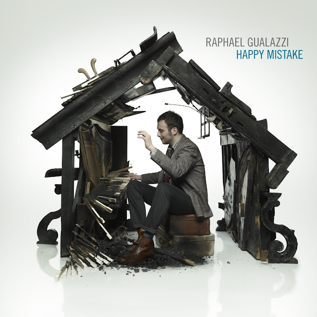 Cover Raphael Gualazzi - Happy Mistake