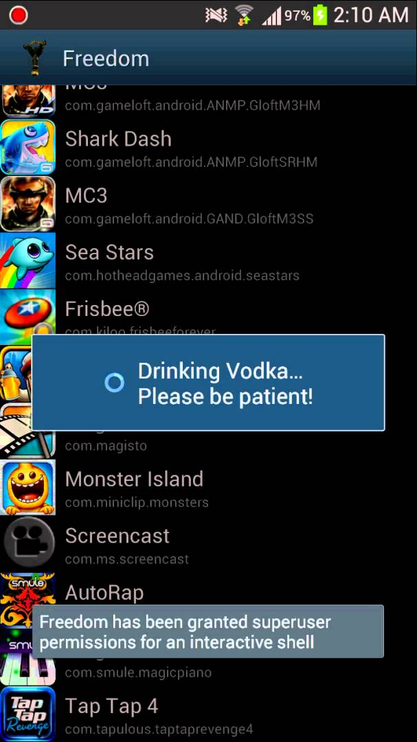Freedom APK 209 Latest Download For Android - Official App