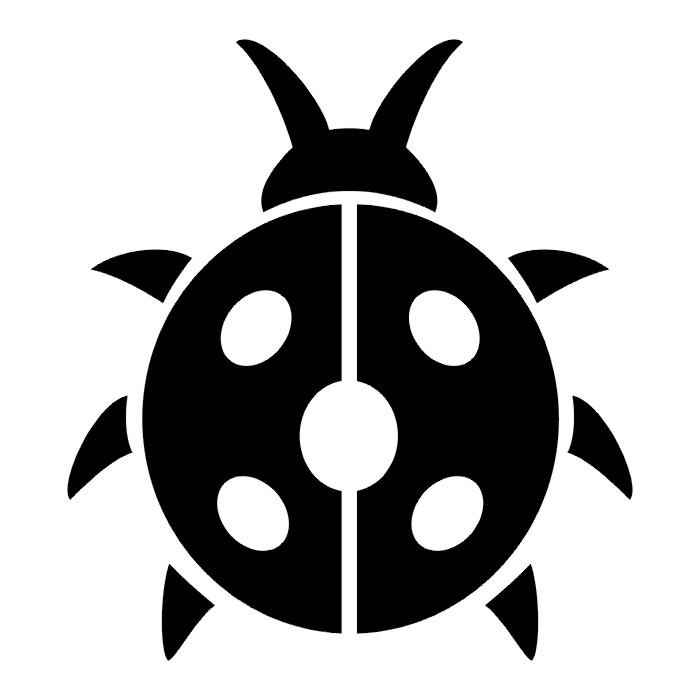 Spider Tattoo Stencils