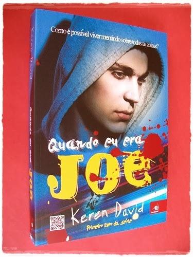 Quando eu era Joe - Keren David