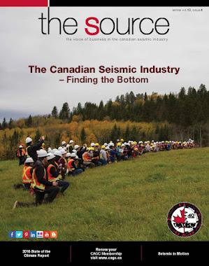 CAGC Magazine: The Source
