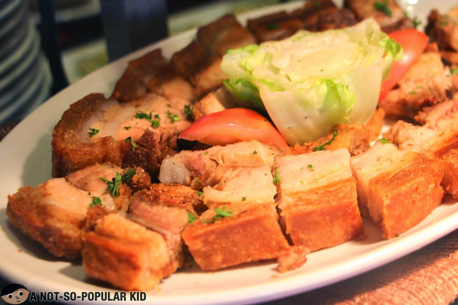 Filipino Cuisine - Lechong Kawali