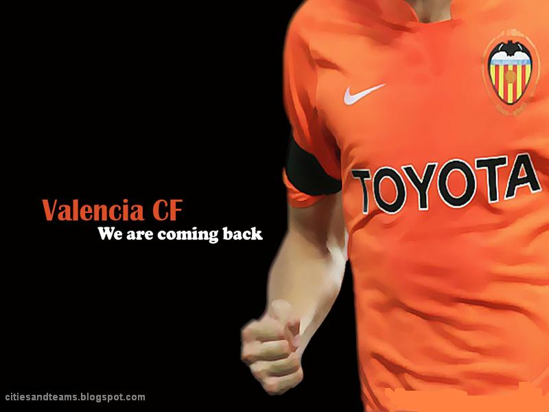 Valencia Valencia Cf Hd Image And Wallpapers Gallery Cat