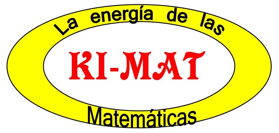 Profesores particulares de Matematicas Ki-Mat Guadalajara Zapopan