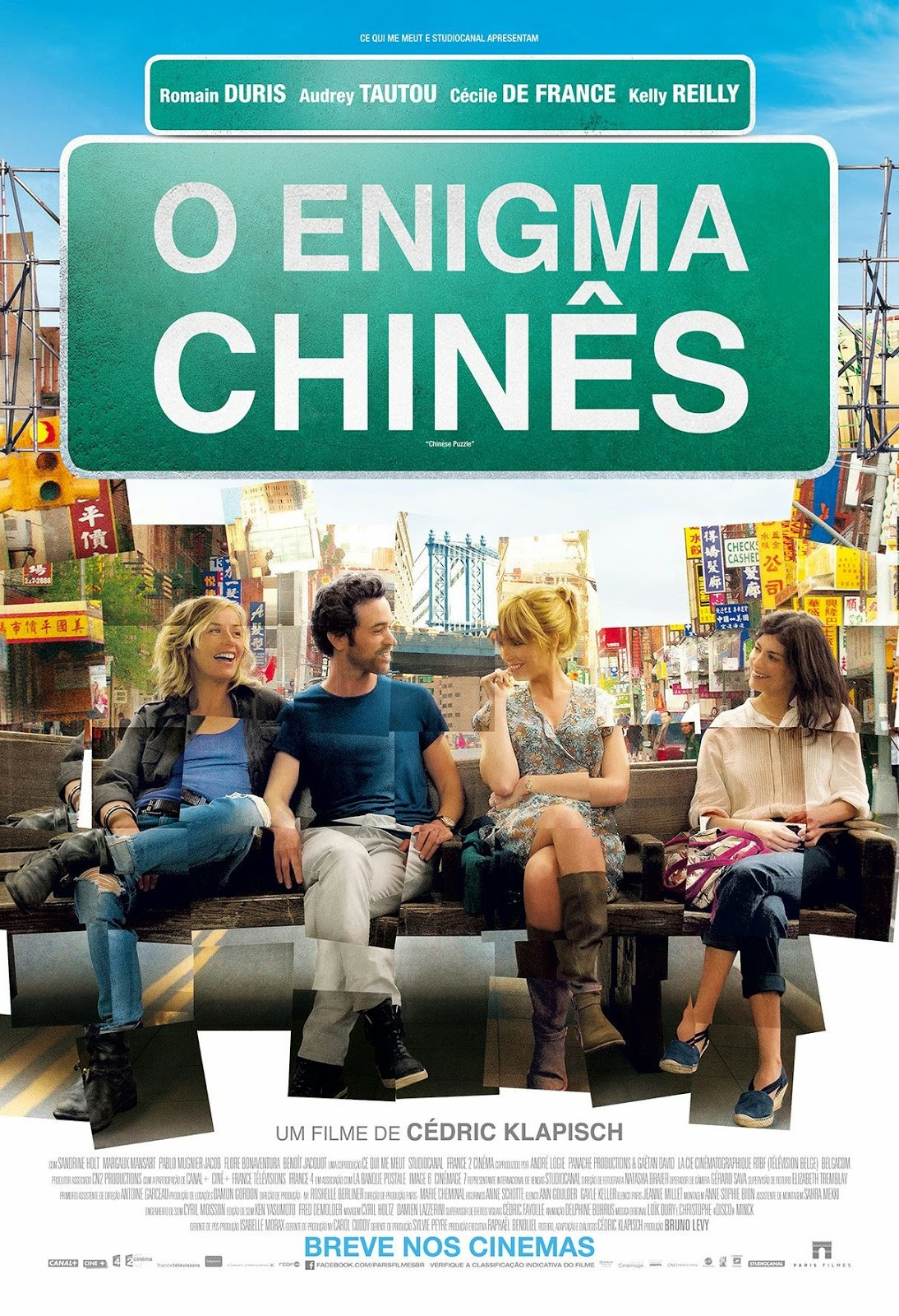 O Enigma Chinês   Dublado Download