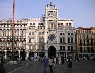 Torre dell Orologio de Venecia