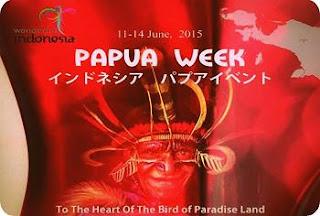 Warga Jepang Diajak Kunjungi Tanah Papua