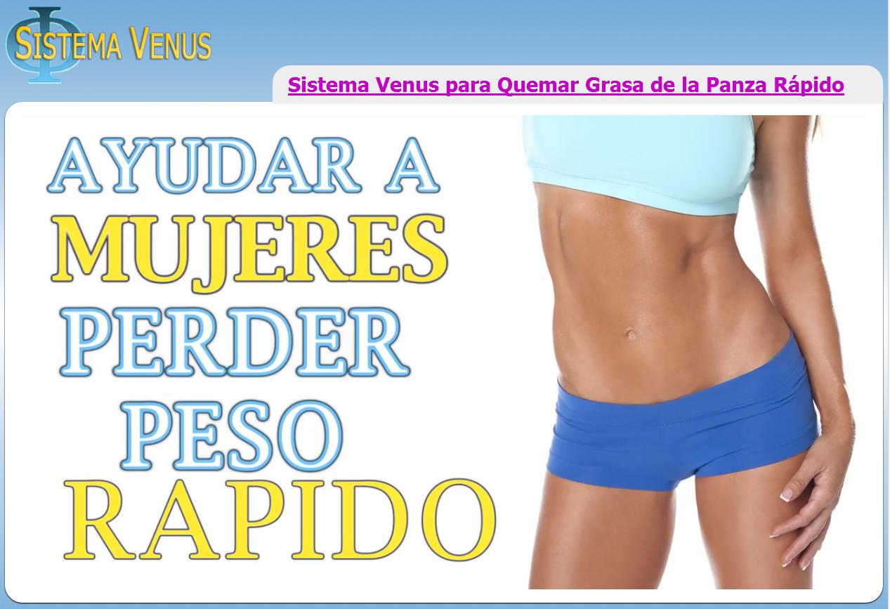 Venus factor en espa ol es el mejor sistema para perder Hierbas para bajar de peso y quemar grasa
