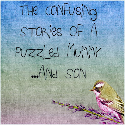 The Confusing Stories Of A Puzzled Mummy...And Son