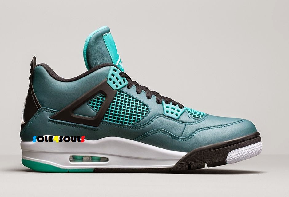 Nike Air Jordan 4 Retro 30TH Teal