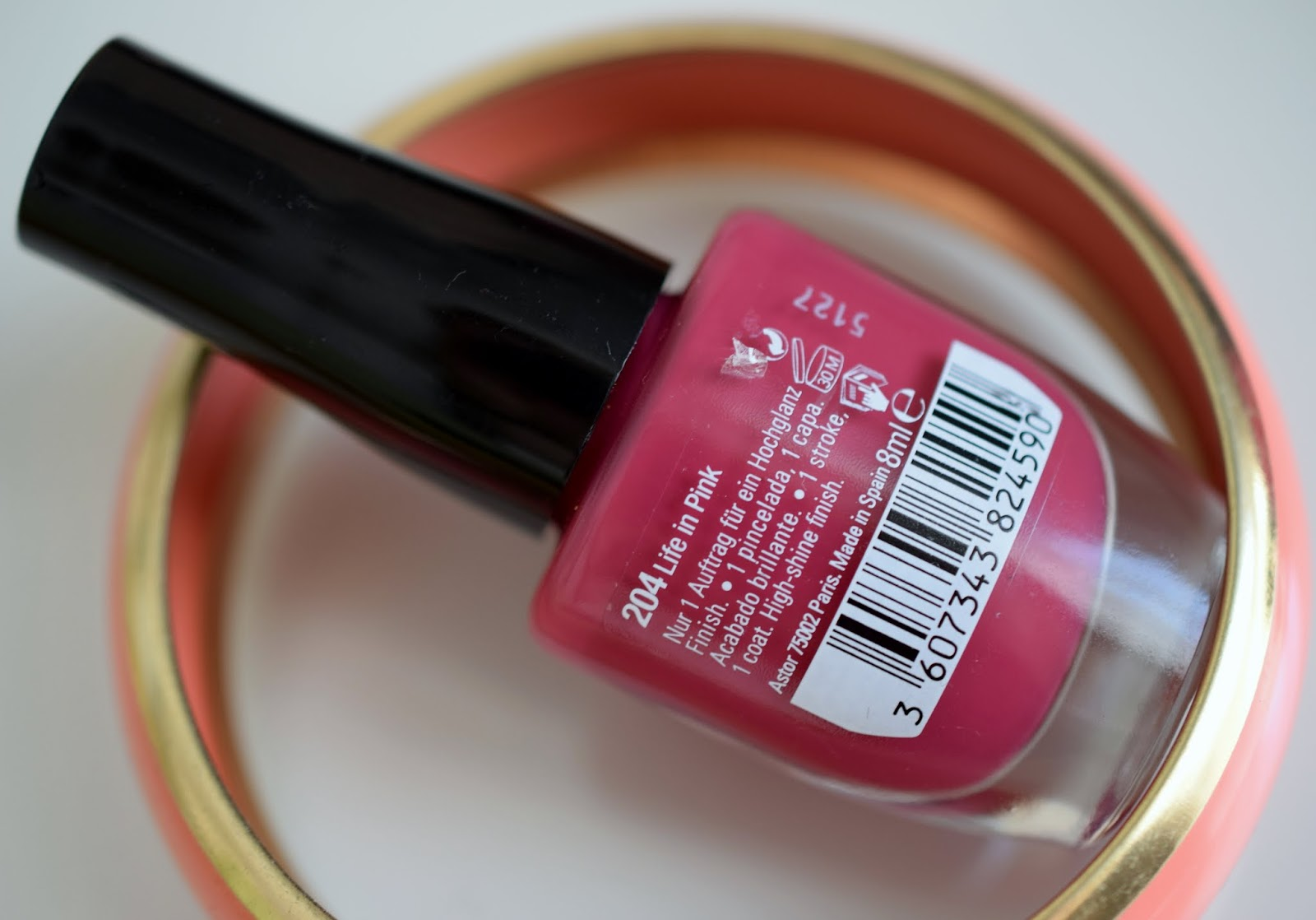 Astor Quick & Shine 204 Life in Pink