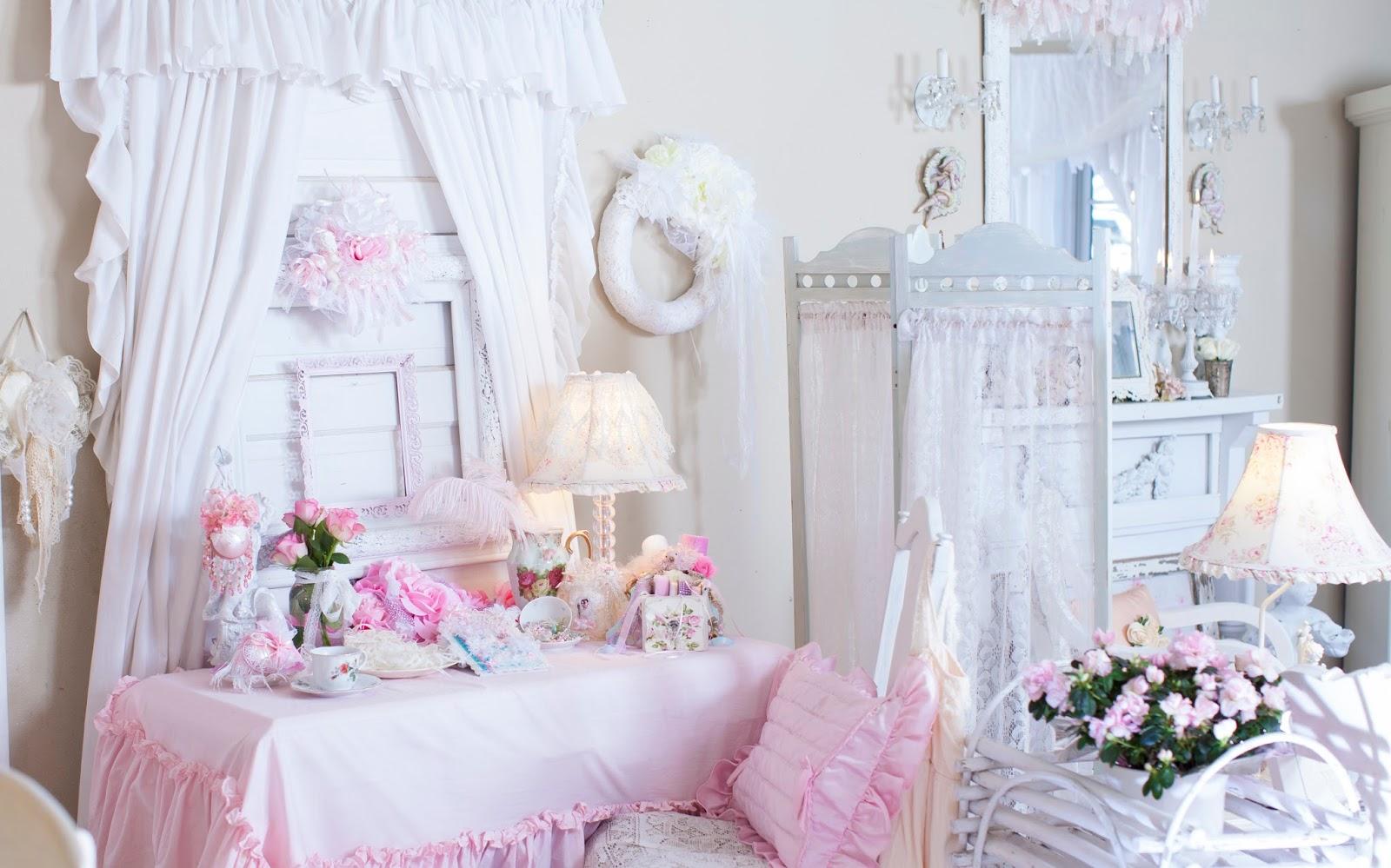 Olivia 39 s romantic home my shabby chic living room - Casa romantica shabby chic ...