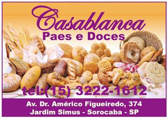 Casablanca Paes e Doces