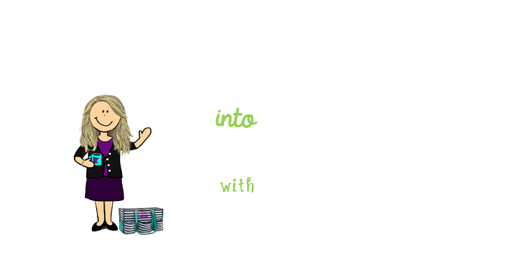 Pop into Primary with Mrs. Palmer