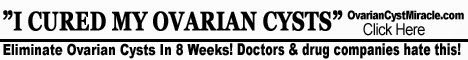 ovarian cyst miracle official website