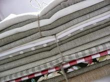 Lniane tkaniny