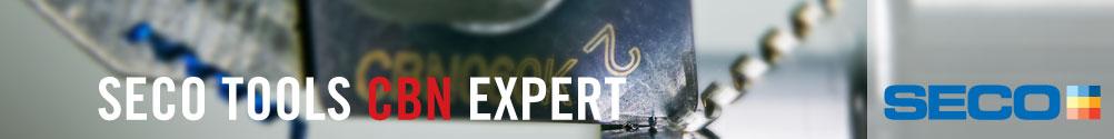 Seco Tools CBN Expert