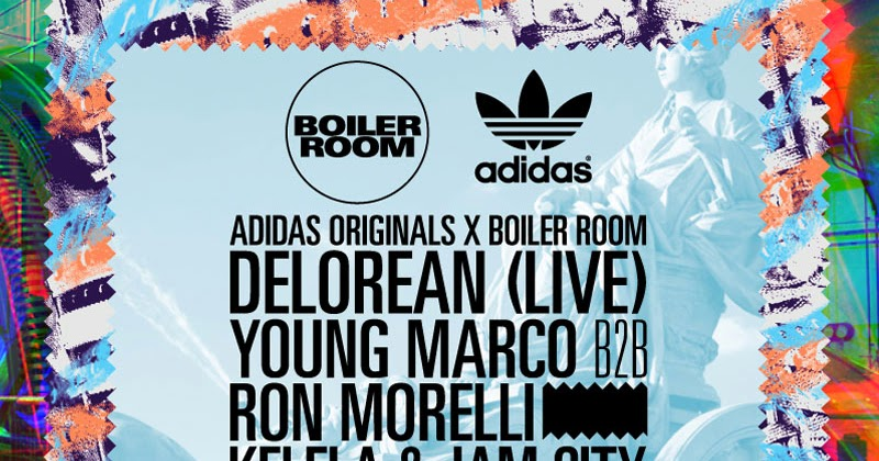 Boiler Room Madrid Contact Number