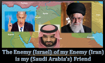NEW BILL SALUS MESSAGE - The Futures of Israel, Iran and the Arabs. What precedes Ezekiel 38?