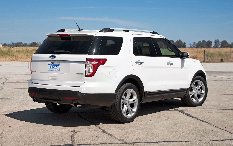 Ford edge ecoboost usado facil