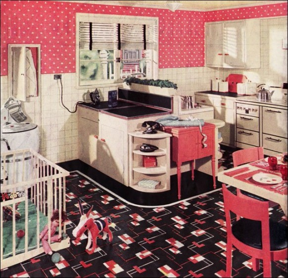 simpler gifts: As Time Goes By and Retro Kitchens